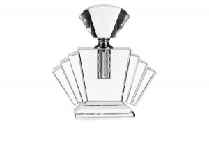 """Francesca,"""" Z GALLERIE'S Art Deco perfume bottle, deserves a premier spot on any shelf. zgallerie.com"""