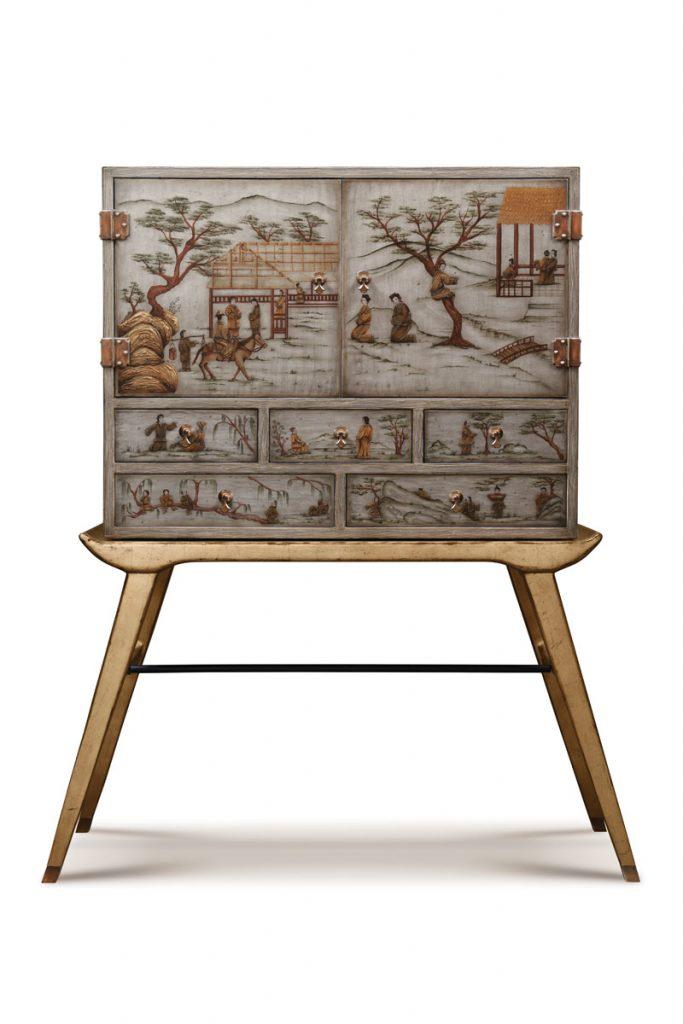antique Sheung Wan Bar cabinet from Alfonso Marina, Global Influence_FD31-1E