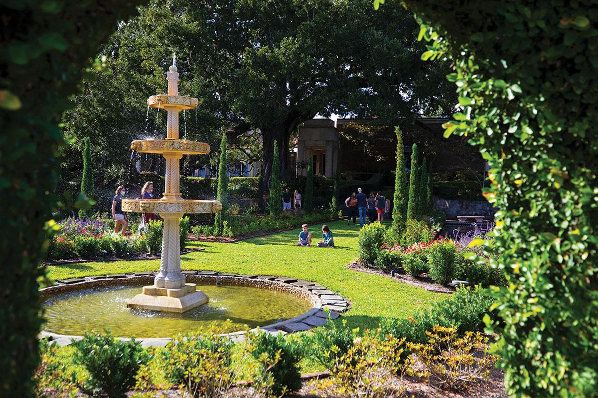 Cummer Museum & Gardens in Jacksonville
