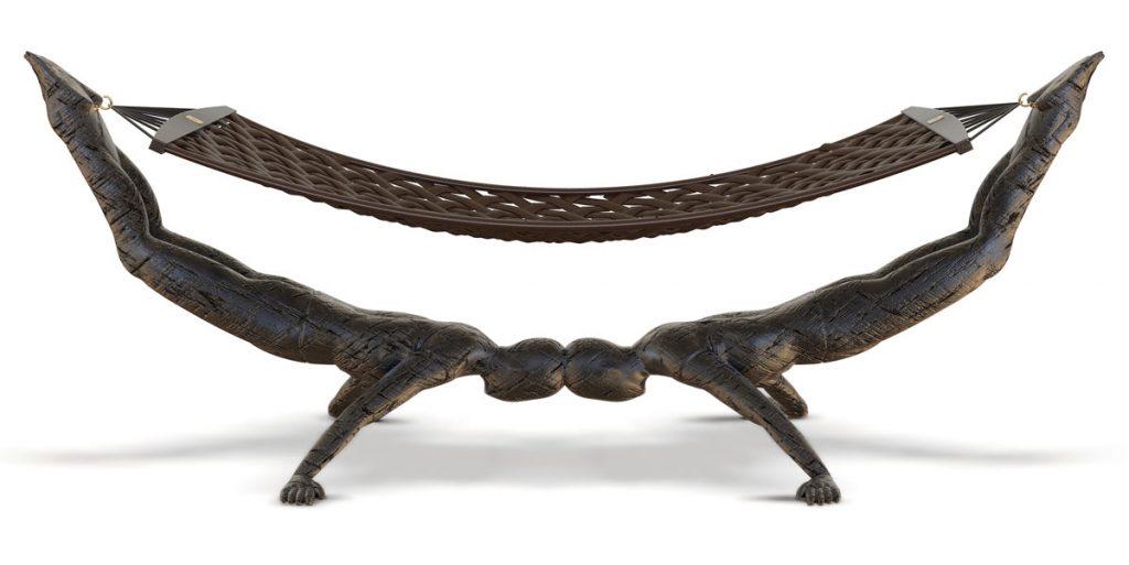 Nikki hammock by Hommés Studio, Sculptural Pieces_FD31-1A