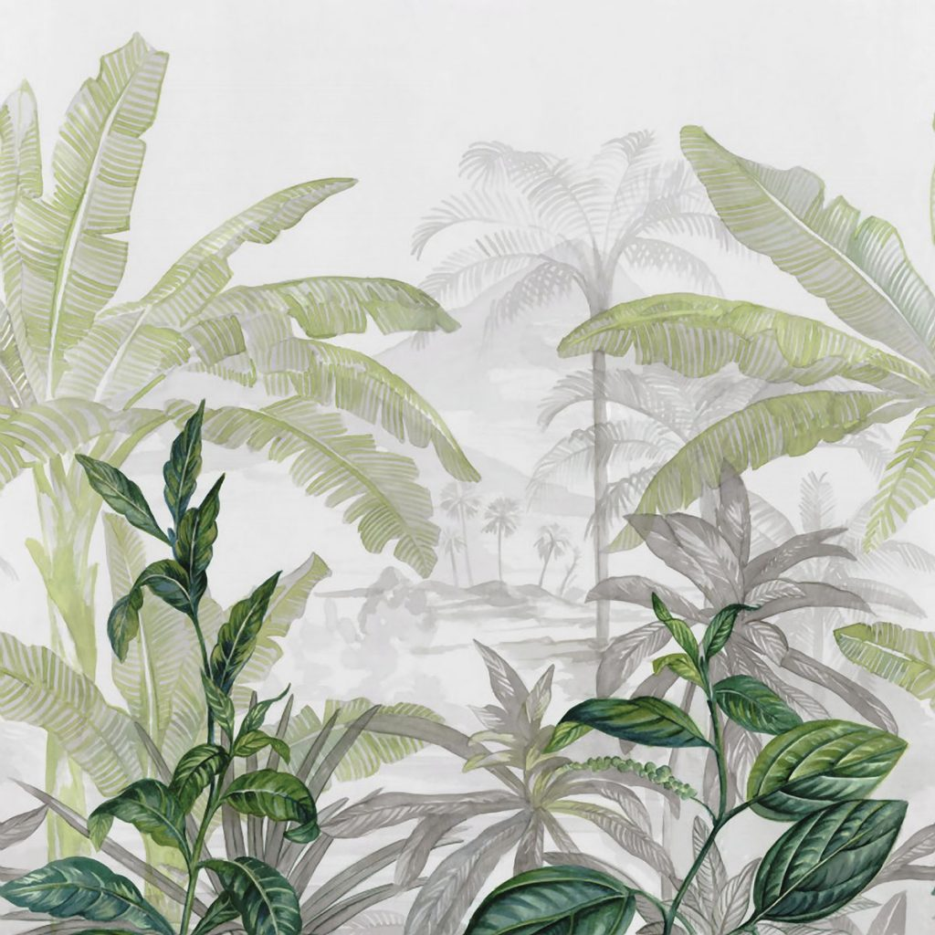Olea wall panel from Casamance, Foliage Inspired_FD31-2A