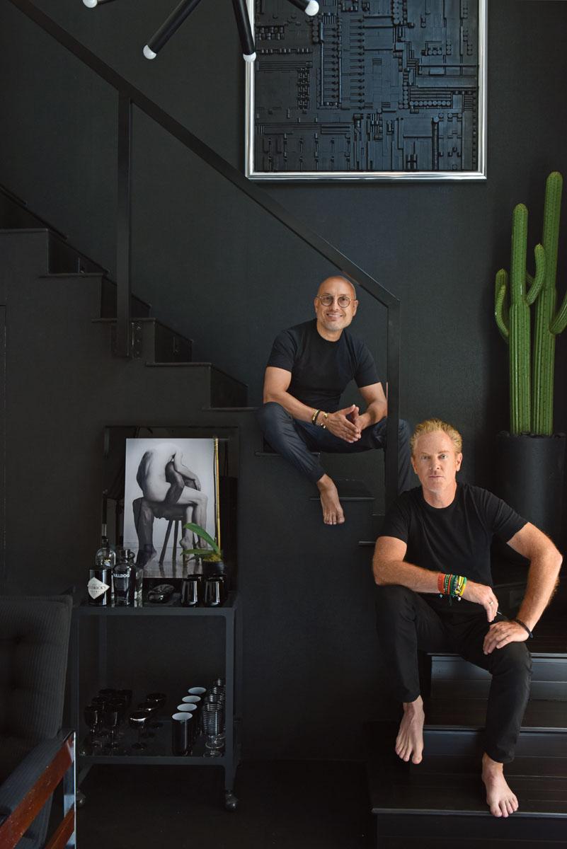 Angel Sanchez & Christopher Coleman